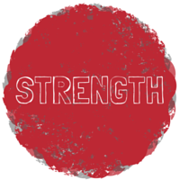 Strength icon - Grit
